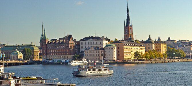 Stokholmas per kelias dienas – padriki pastebėjimai